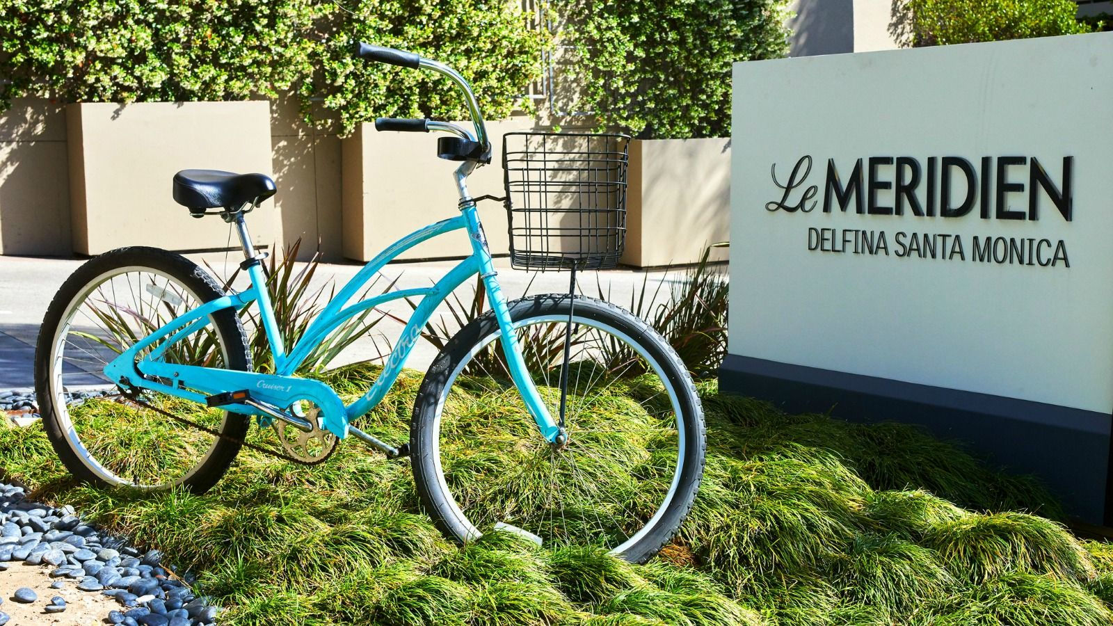 Bicycle Rental |  Le Meridien Delfina Santa Monica