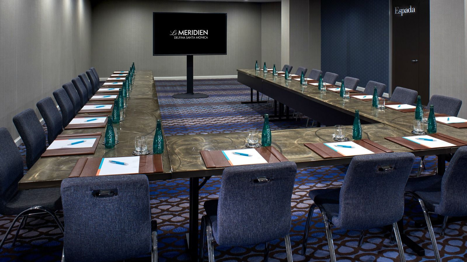 Le Meridien Delfina Santa Monica Meeting Space - Espada