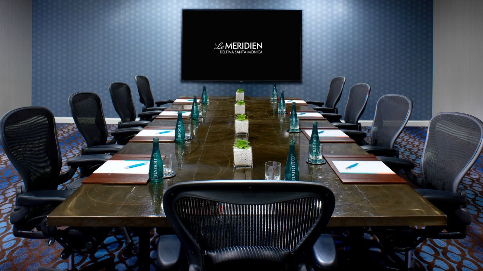 Le Meridien Delfina Santa Monica Meeting Space - Cabrilla