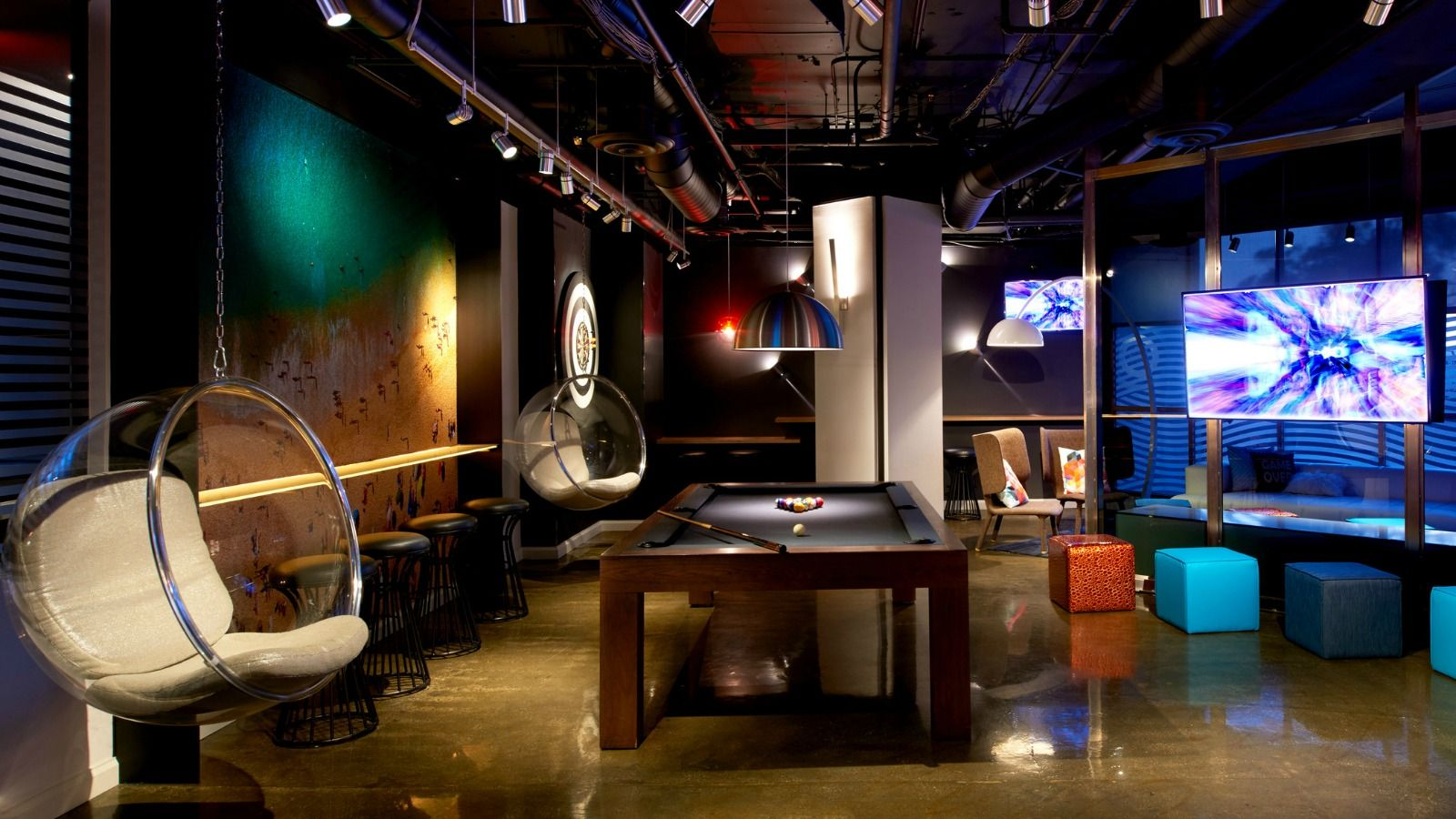 Le Meridien Delfina Santa Monica Meeting Space - Sandbox Game Room